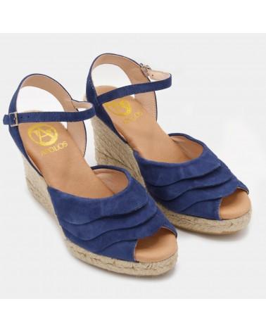 Sparto sandal jeans