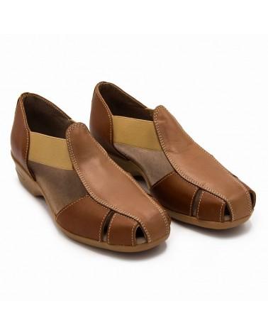 camel sandal