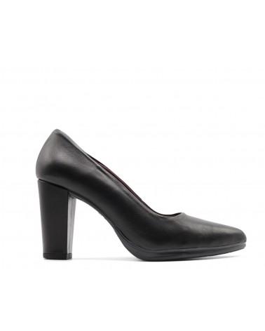 Black lounge shoe