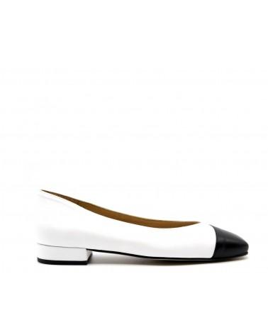 Zapato ballet blanco