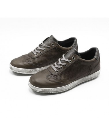 Urban casual taupe shoe
