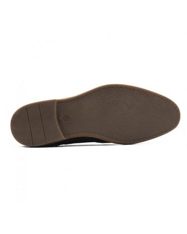 Marine Oxford shoe