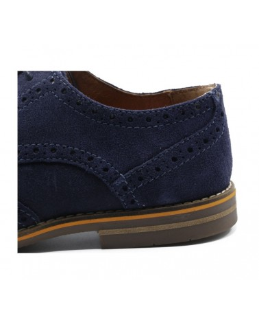 Zapato Oxford marino