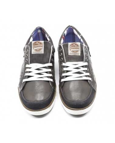 Zapato casual urban gris