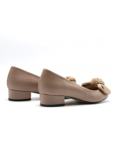 Zapato con lazo